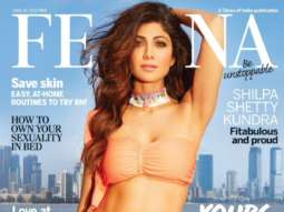 Shilpa Shetty On The Covers Of Femina