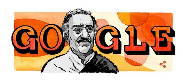 Google dedicates a doodle for Amrish Puri on his 87th birth anniversary