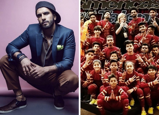 'Gully Boys dancing like Peshwas' - Ranveer Singh PRAISES Mumbai dance group for their JAW-DROPPING performance on America's Got Talent