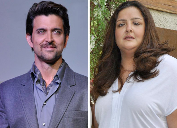 Hrithik Roshan's sister Sunaina is doing fine but needs to resolve family issues