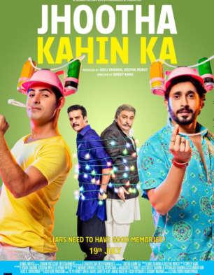 First Look Of The Movie Jhootha Kahin Ka