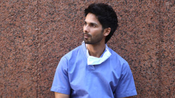 Kabir Singh: Shahid Kapoor met doctors to prepare for his role