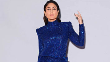 Kareena Kapoor Khan's sequined outfit is the only kind of blue you need!