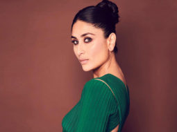 Kareena Kapoor Khan looks breathtakingly beautiful in this Tadashi Shoji gown