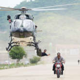 LEAKED PHOTOS & VIDEO: Akshay Kumar performs DEADLY helicopter stunt for Sooryavanshi in Bangkok