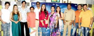 Madhoo, Kainaat Arora, Rajniesh Duggal, Rajpal Yadav, Vijay Raaz, Ekta Jain, Yasmeen Khan snapped on location shooting for Khalli Balli