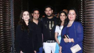 Nita Ambani, Shikhar Dhawan, Zaheer Khan & others at Yuvraj Singh's Retirement Party