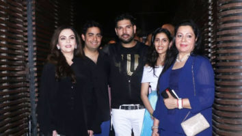 Nita Ambani, Shikhar Dhawan, Zaheer Khan & others at Yuvraj Singh's Retirement Party