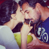 PHOTO: John Abraham gets a sweet kiss from wife Priya Rucnhal in this romantic wedding anniversary post