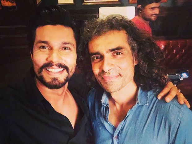 PHOTO: Randeep Hooda wraps up Imtiaz Ali's Love Aaj Kal 2, calls it a wonderful reunion after Highway