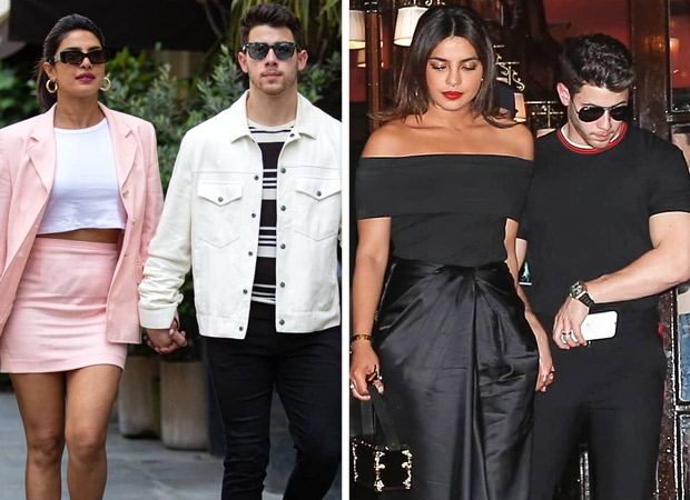 PHOTOS Priyanka Chopra and Nick Jonas go from easy-breezy look to date night outfits in Paris