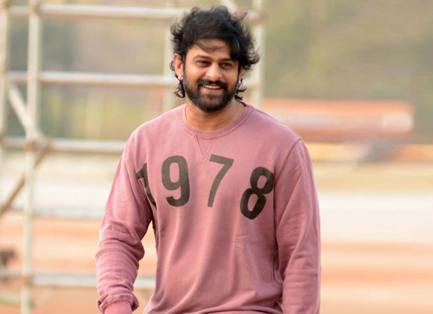 Bahubali actor Prabhas' Japanese fans pose outside his house in Hyderabad