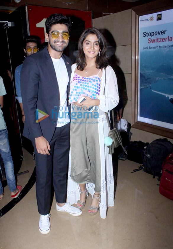 Photos Celebs grace the trailer launch of Penalty (1)