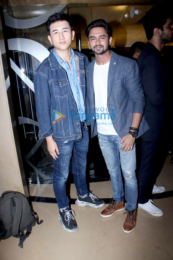 Photos Celebs grace the trailer launch of Penalty (4)