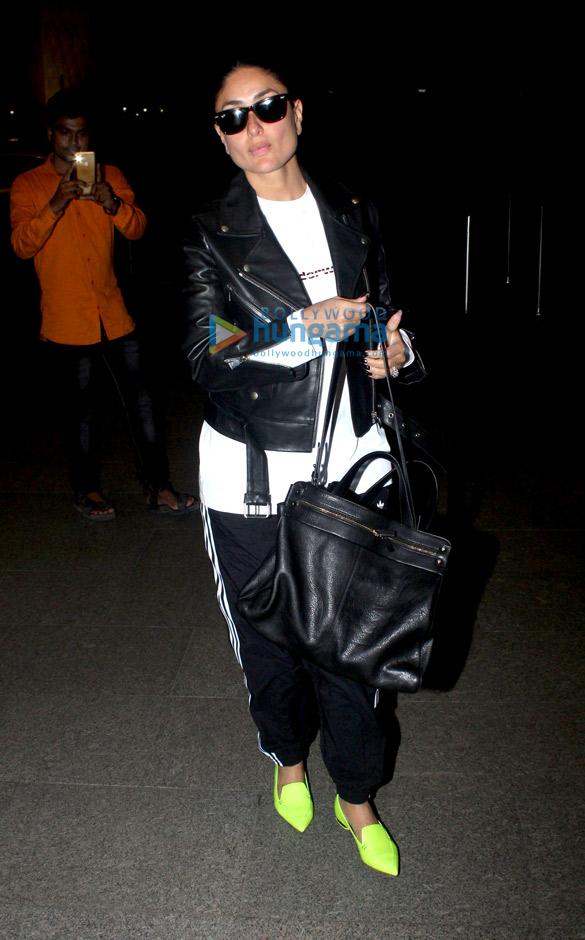 Photos: Deepika Padukone, Kareena Kapoor Khan, Kajol and Kriti Sanon snapped at the airport