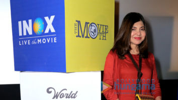 Photos: INOX Special Live Chat Session with Alka Yagnik for World Music Day