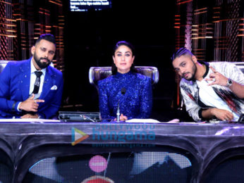 Photos: Kareena Kapoor Khan snapped on the sets of Dance India Dance