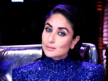 Photos: Kareena Kapoor Khan snapped on the sets of Dance India Dance