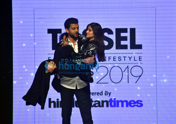 Photos Malaika Arora, Pranutan Bahl, Zaheer Iqbal, Madhur Bhandarkar and others grace Tassel Awards 2019 (1)