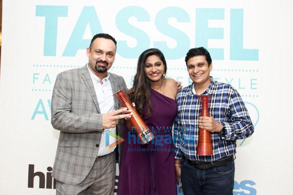 Photos Malaika Arora, Pranutan Bahl, Zaheer Iqbal, Madhur Bhandarkar and others grace Tassel Awards 2019 (3)