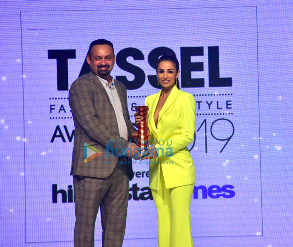 Photos Malaika Arora, Pranutan Bahl, Zaheer Iqbal, Madhur Bhandarkar and others grace Tassel Awards 20191
