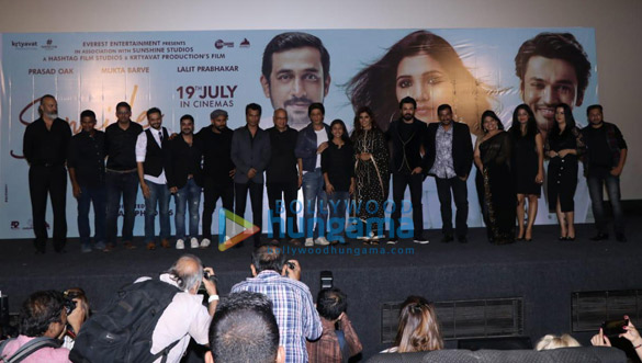 Photos Shah Rukh Khan and others grace the music and trailer launch of the Marathi film 'Smile Please' (2)