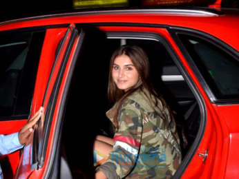 Photos: Tara Sutaria snapped in Bandra