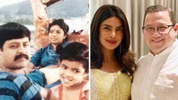Priyanka Chopra Jonas wishes both her fathers on Father's Day with an emotional note