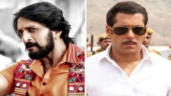 REVEALED Details of Sudeep – Salman Khan's face-off in Dabangg 3