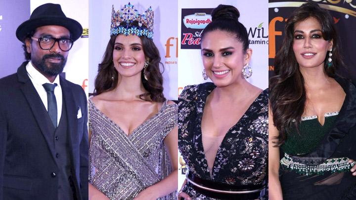 Remo D'Souza, Huma Qureshi, Chitrangada Singh & others at Grand Finale of Miss India 2019