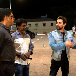 On The Sets Of The Movie Saaho
