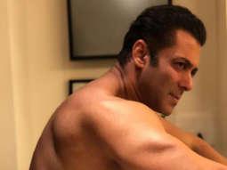 Salman Khan goes SHIRTLESS, flaunts his chiselled body during beast mode training
