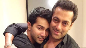 Salman Khan thinks Varun Dhawan could be the next superstar, but on one condition