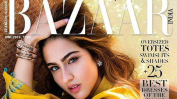 Sara Ali Khan is a ray of sunshine on the stunning cover Harper's Bazaar