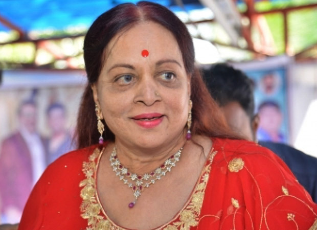 Second wife, and still the portrait of dignity, here's to Vijay Nirmala