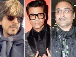 Shah Rukh Khan couldn't be more grateful of Aditya Chopra and Karan Johar for making his dreams come true