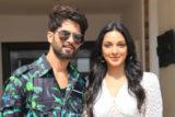 Shahid Kapoor & Kiara Advani SPOTTED promoting Kabir Singh