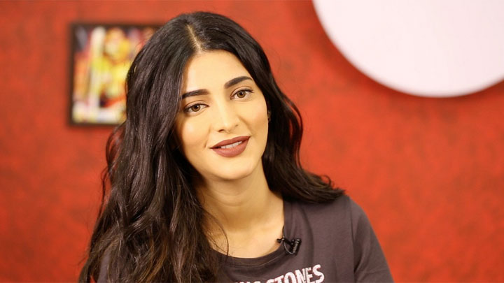 Shruti Haasan Exclusive on Dad Kamal Haasan being Attacked for his Views On Godse