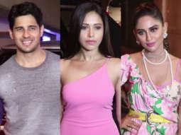 Sidharth Malhotra, Chunky Pandey, Krystle D'Souza & others at Ekta Kapoor's Grand Birthday Bash