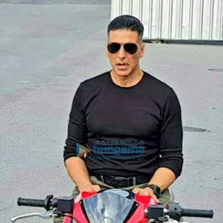 On The Sets From The Movie Sooryavanshi
