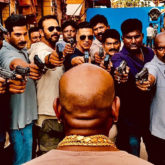 Sooryavanshi: Akshay Kumar, Rohit Shetty are ready to shoot the 'fight master' in this photo from the sets in Hyderabad
