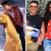 Sooryavanshi: Akshay Kumar and Katrina Kaif to RECREATE sensuous 'Tip Tip Barsa' song which featured him and Raveena Tandon