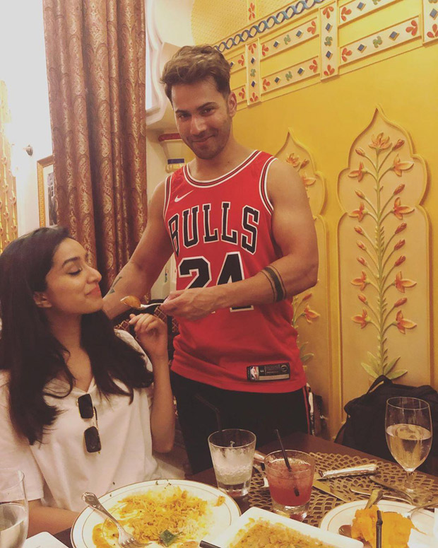 Street Dancer 3D: Varun Dhawan tries to forcefully feed Shraddha Kapoor to make her cheat on her diet