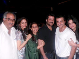 THROWBACK: This photo of Sridevi, Anil Kapoor, Boney Kapoor, Sunita Kapoor, Sanjay Kapoor, Maheep Kapoor is a timeline gem
