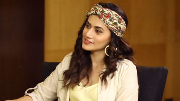 """Taapsee Pannu On Doing Negative Characters """"Being Bad is a New Black"""" Game Over"""