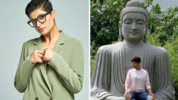 Tahira Kashyap apologises after getting massively trolled for sitting on the lap of a Buddha statue