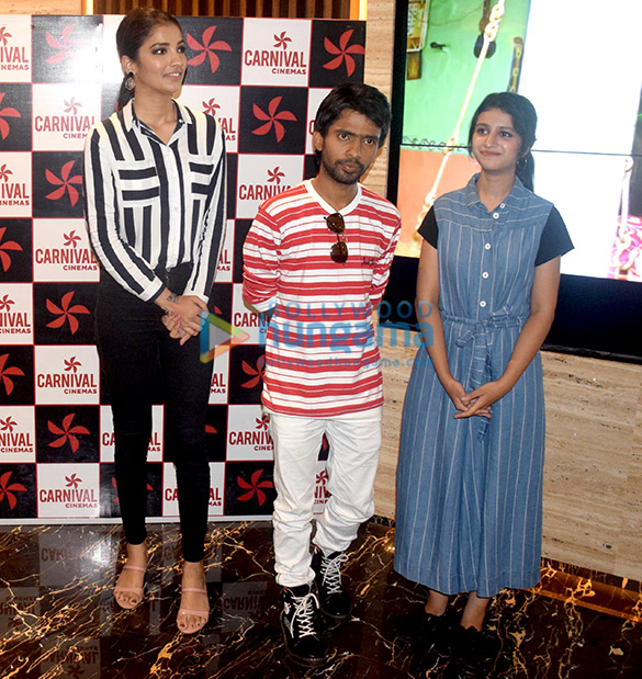 Takatak cast snapped at the merchandise unveiling at Carnival Cinemas, Mumbai (2)