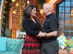 The Kapil Sharma Show: Kuch Kuch Hota Hai's Mr. Malhotra and Mrs. Briganza aka Anupam Kher and Archana Puran Singh reunite and reveal interesting deets