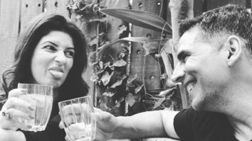Twinkle Khanna posts an adorable picture with Akshay Kumar and it screams couple goals!