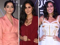 UNCUT Katrina Kaif, Sonam Kapoor, Kubbra Sait & others at GQ 100 Best Dressed Awards 2019